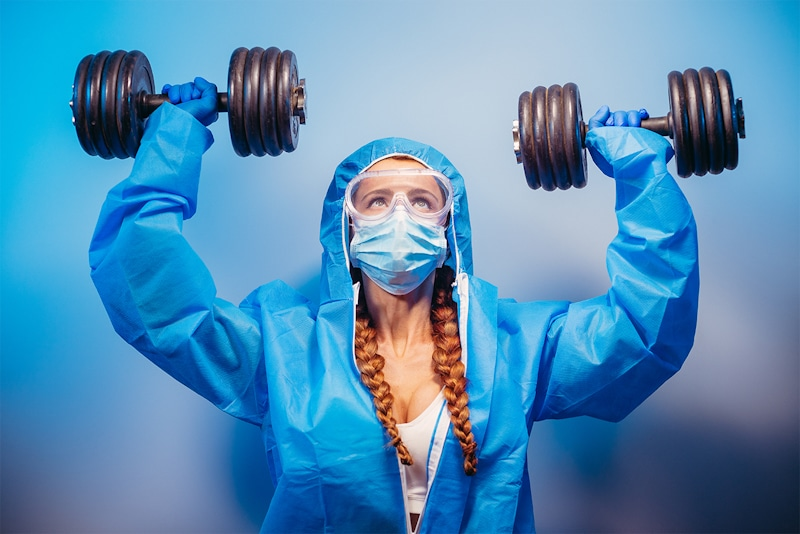 How exercise boosts antibody after vaccine
